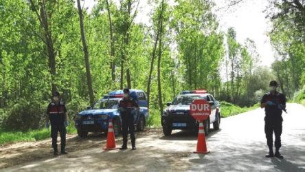 Kütahya Hisarcık'da bir köy karantina altına alındı