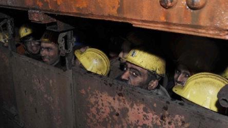 Maden işçilerinde koronavirüs: Üretim durdu