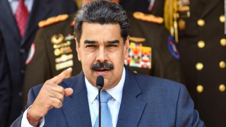 Maduro, AB Temsilcisi'ne Venezuela'dan ayrılması için 72 saat süre verdi