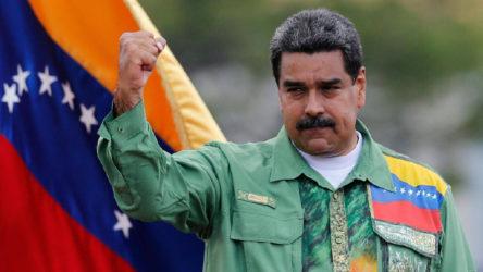 Maduro: Guaido reziliyle darbeye girişmenizin fiyaskoyla sonuçlandığını kabul edin