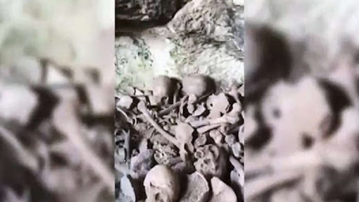 Mardin Dargeçit'te mağarada bulunan insan kemiklerine ilişkin valilikten açıklama