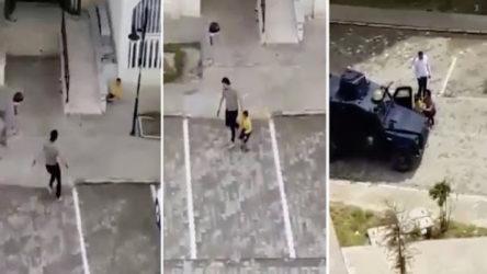 Nusaybin'de zihinsel engelli çocuğa şiddet uygulayan polis açığa alındı