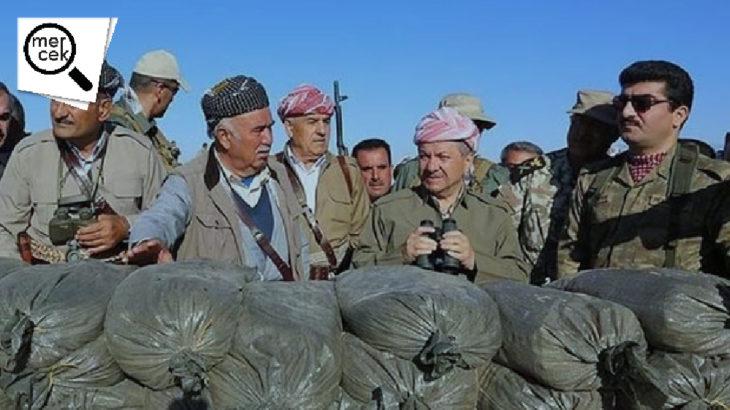 MERCEK   Kürt partileri arasında Suriye'de müzakere, Irak'ta gerilim