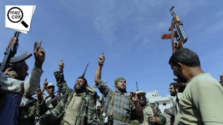MERCEK   Libya ve Doğu Akdeniz'de yeni gelişmeler ışığında Akdeniz Suriyeleşiyor mu?