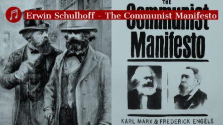 MÜZİK | Komünist Manifesto notalara dökülürse…
