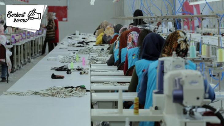SERBEST KÜRSÜ   Salgın sırasında Antep'te tekstil sektöründe neler oldu?