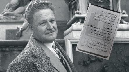 Nâzım'ın 1 Mayıs şiiri ilk kez yayımlandı