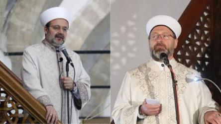 Eski Diyanet İşleri Başkanı'ndan Erbaş'a itiraz