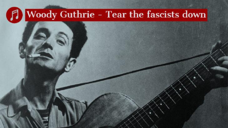 Amerikalı işçilerin sesi: Guethrie