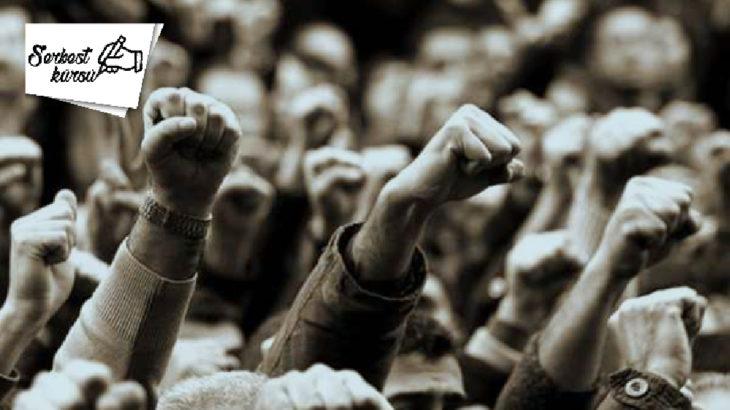Maddi yaşam, özgürleşmesi gereken ögeler ve işçi sınıfının tarihsel misyonu!