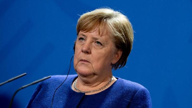 Merkel'den Hamas'la dolaylı görüşme vurgusu