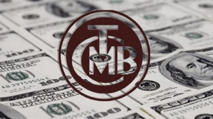 Merkez Bankası'nın döviz rezervi azaldı