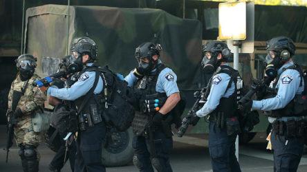 Minneapolis'te silahlı saldırı: Ölü ve yaralılar var