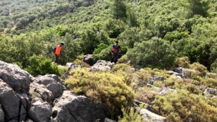 Muğla'da kaybolan dağcı Fikret Emre'nin cansız bedenine ulaşıldı