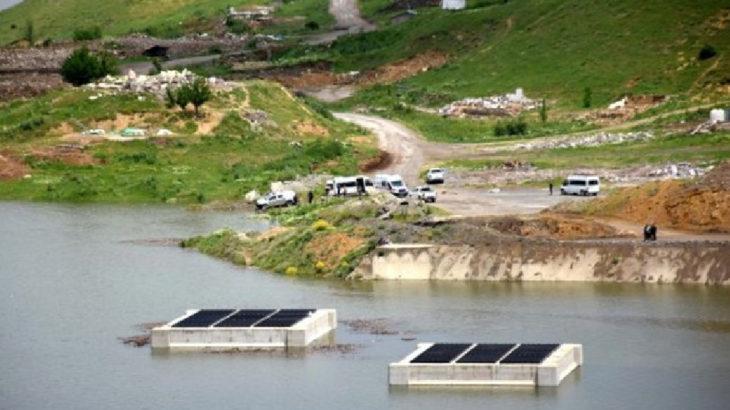 Muş'ta baraj inşaatında iş makinesiyle suya düşen işçinin cansız bedeni bulundu