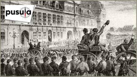 PUSULA | İşçilerin komünü: Paris Komünü