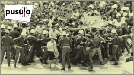 """PUSULA   1961 Anayasası üzerine notlar: """"İşçi sınıfının sahip çıktığı bir anayasa"""""""