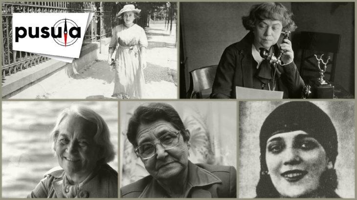 PUSULA | Devrimci ve öncü kadınlar