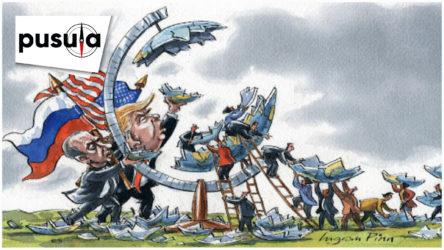 PUSULA | Kapitalizmin çöküşü mü?