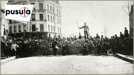 PUSULA | Komüne giden yıllarda ve komün günlerinde Marx