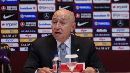 TFF Başkanı Özdemir, ligleri başlatma tarihini açıkladı