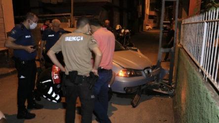 İzmir'de bıçaklı infaz