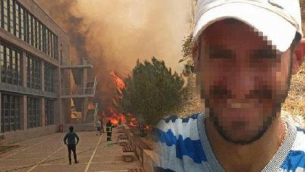 Orman yangınıyla ilgili gözaltına alındı, ifadesinde 'şeytana uydum' dedi