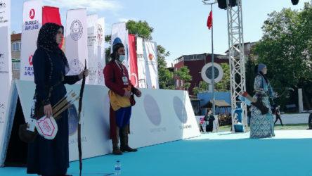Erdoğan: Kültürümüzde ok ve yay, savaş ve avlanmanın ötesinde siyasetten spora birçok manayı bünyesinde barındırır