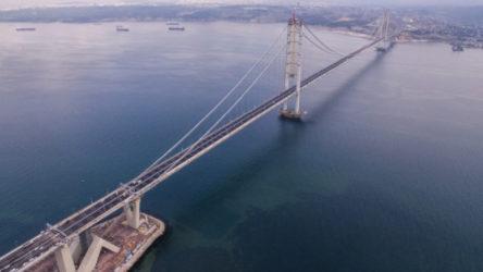 Projenin işletme süresi başlamadan köprüden 2.1 milyar dolar kazandılar