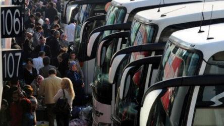 Otobüs firmaları seferlere başlıyor