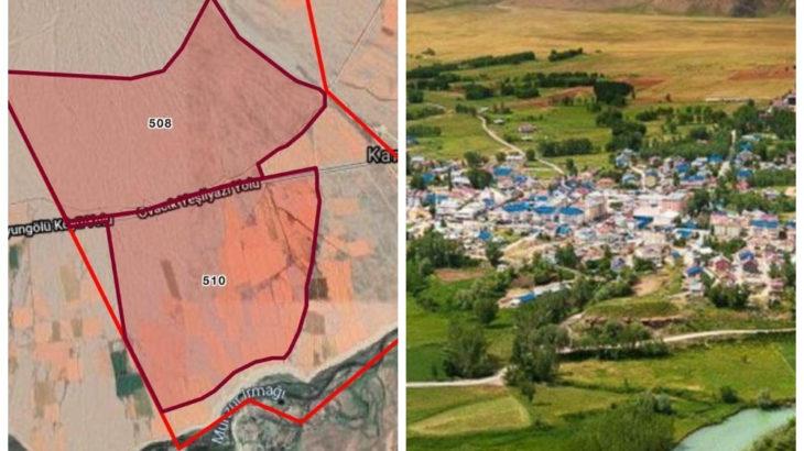 Ovacık'ta köylülerin kullandığı arazi şirkete verildi: