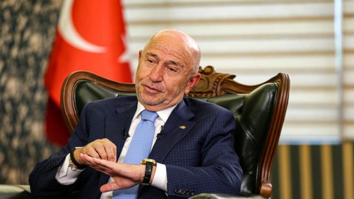 Özdemir: 18 kulübün desteğiyle Süper Lig'e 12 Haziran'da başlama kararı aldık