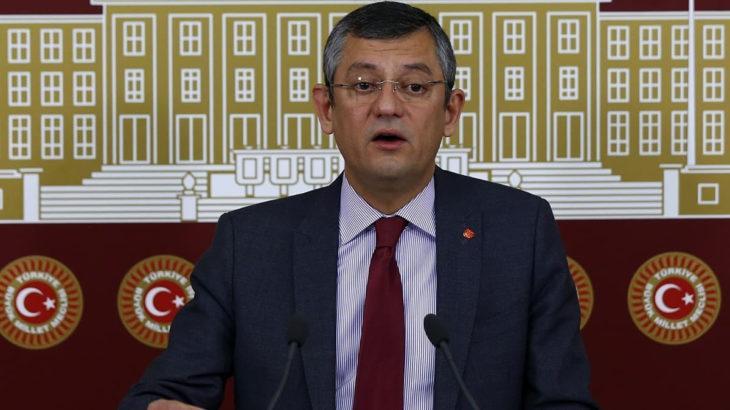 CHP'den Erdoğan'a 'hep birlikte etik düzenleme' teklifi