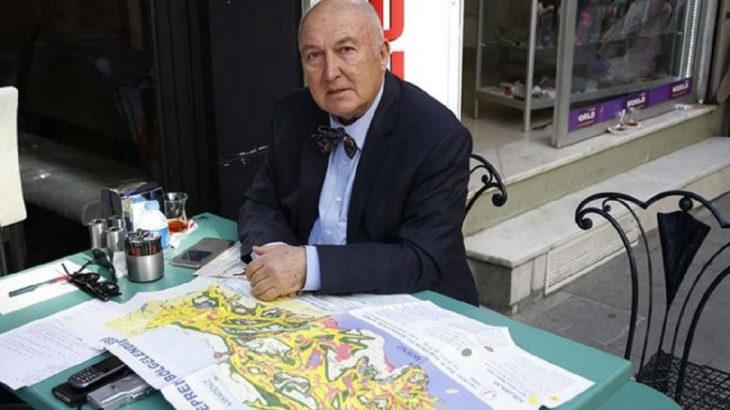 Prof. Dr. Ahmet Ercan'dan 5 ile deprem uyarısı
