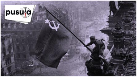 PUSULA | Faşizme karşı zaferin 75. yıldönümü