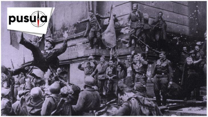 Faşizme diz çöktüren ordu: Kızılordu