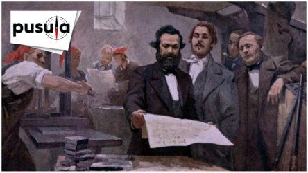PUSULA | 5 Mayıs Karl Marx'ın doğum günü