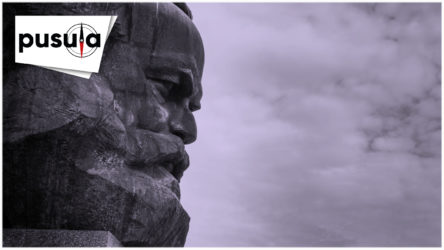 PUSULA | İyi ki doğdun Karl Marx!