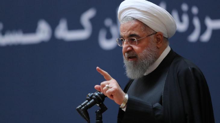 Ruhani: ABD silah ambargosunu kaldırmazsa bunun sonuçları ağır olur