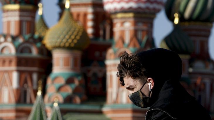 Rusya'da vaka sayısı 221 bin 344'e çıktı