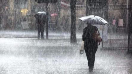Ankara için sağanak yağış ve kuvvetli fırtına uyarısı