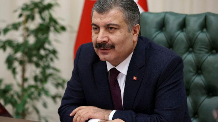 Sağlık Bakanı Koca: Türkiye'de koronavirüs salgını şu anda kontrol altında