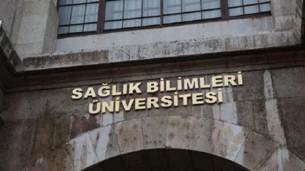 Sağlık Bilimleri Üniversitesi'nde şahsa özel kadro skandalı