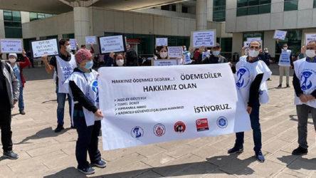 Sağlık çalışanları arasında ek ödeme adaletsizliği Meclis'e taşındı: Eşitsizliğe ve ayrımcılığa yol açtı!