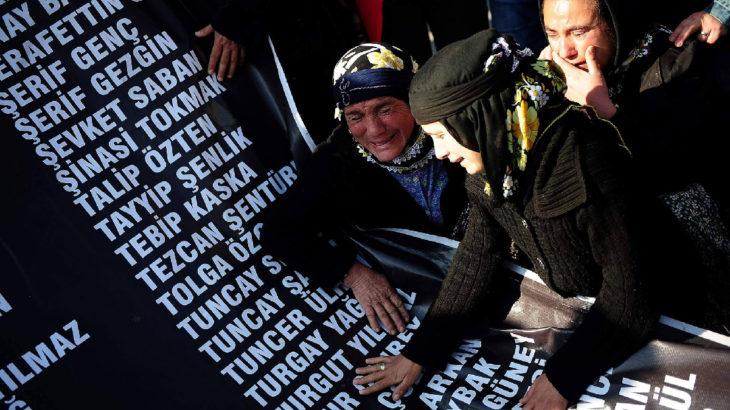 Komünistlerden Soma katliamı açıklaması: 301 madenciyi asla unutmayacağız!