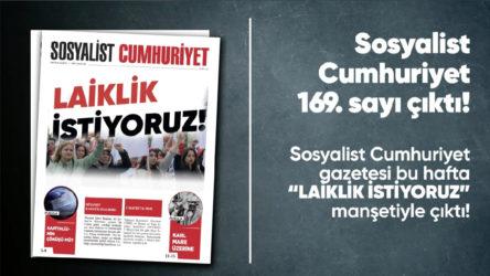 Sosyalist Cumhuriyet e-gazete 169. sayı