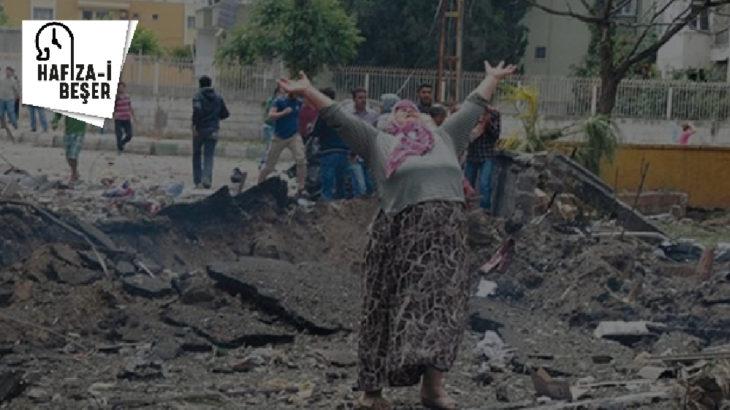 11 Mayıs 2013: Reyhanlı Katliamı