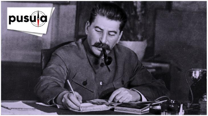 Zafer Günü vesilesiyle bir kez daha Stalin...