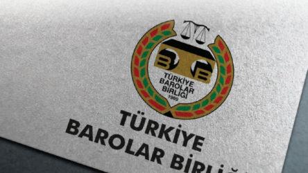 TBB'den Avukatlık Kanunu'nda değişiklik çalışmalarına tepki: Savunmanın bağımsızlığı ve avukatlığı ortadan kaldıracak