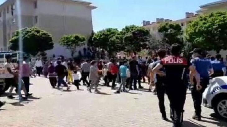 Tekirdağ ve Edirne'de sokağa çıkma olayları: Polis yaralandı, gözaltılar var